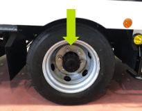 デフ圧縮装置(※4t車:Rrエアサス車 ホイールパーキング付車は取付不可)の画像