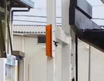 ハザードランプ:1対の画像