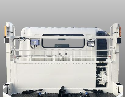 その他 ・ウインカー ・架装部塗装(メーカー純正白)の画像