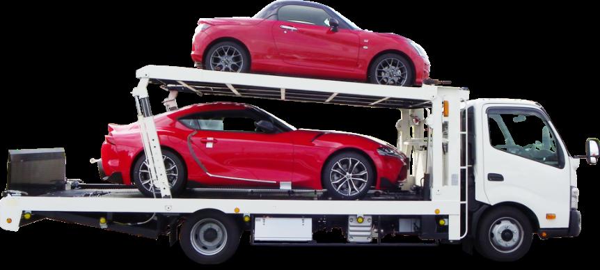 SUPER CARRIER MODEL 日新工業がおすすめするベーシックなモデルのイメージ画像